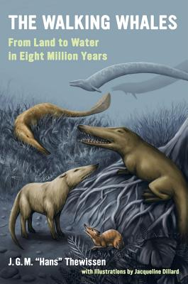 The Walking Whales By Thewissen, J. G. M.